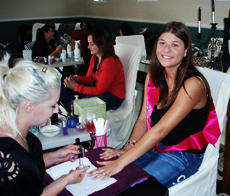 Welcome to pink pamper party [www pinkpamperparty com au]